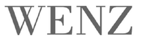 Сайт WENZ