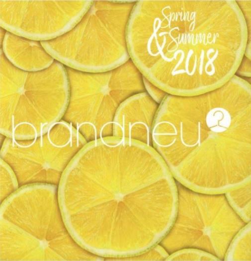 Brandneu (весна/лето)