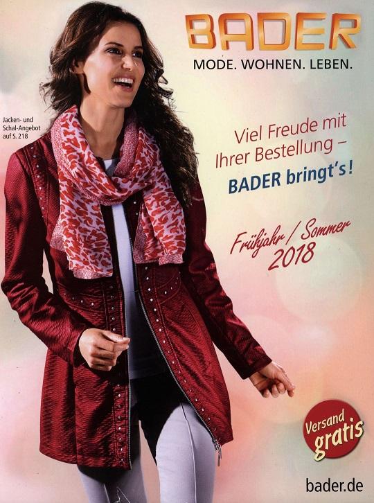 Bader (весна/лето)