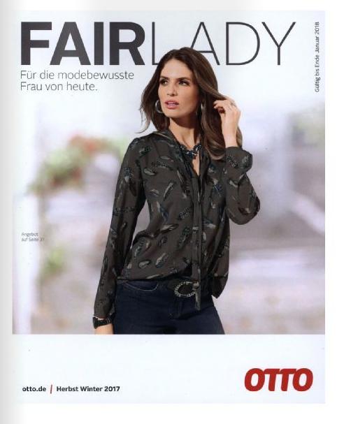 Fair Lady (осень/зима)