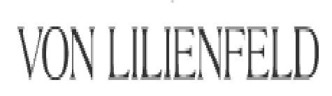 Сайт VON LILIENFELD