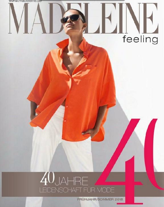 Madeleine Feeling (весна/лето)