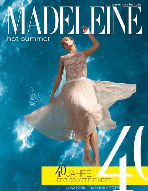 Madeleine Hot Summer (весна/лето)